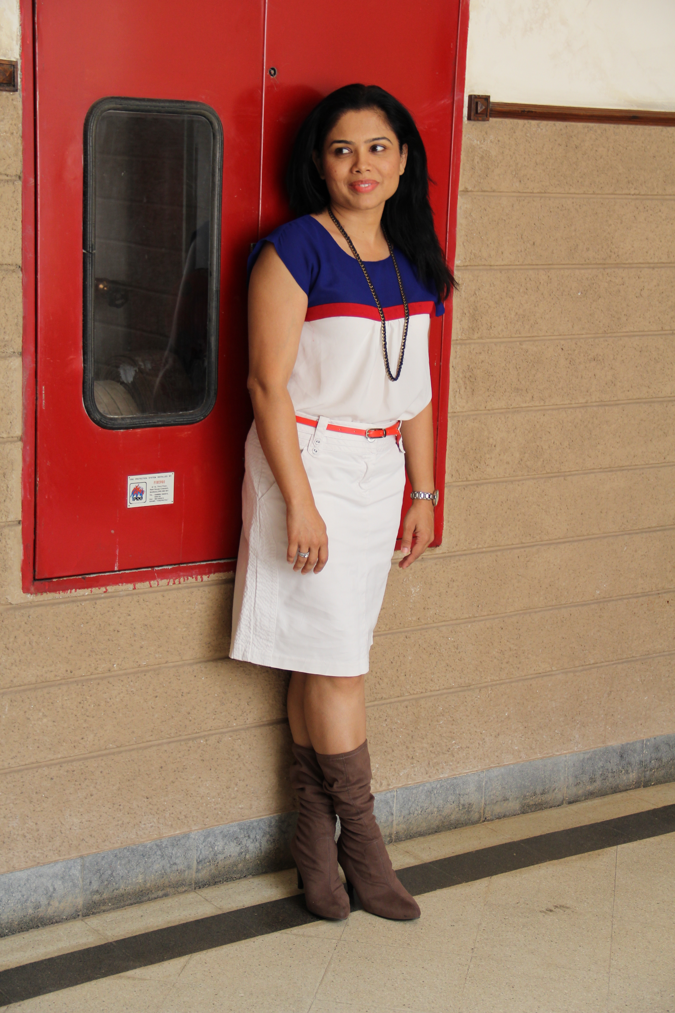 Lady In Boots How And What To Wear With Boots Babita Jaishankar