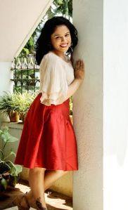 red skirt - 4